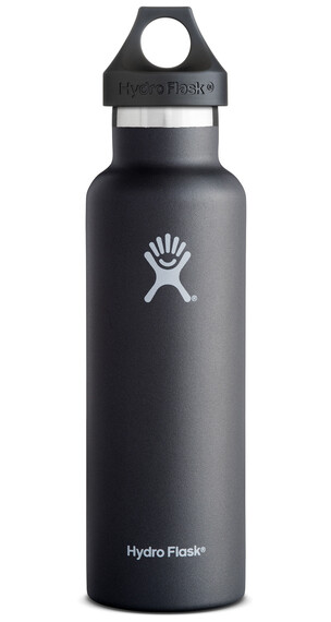 Hydro Flask Standard Mouth Insulated 620 ml Black
